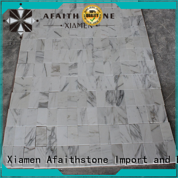 Afaithstone shower floor tile personalized for swimming pool