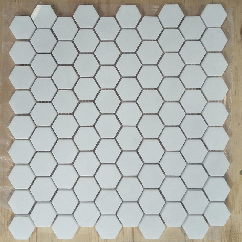 Hexagon mosaic Hex.1