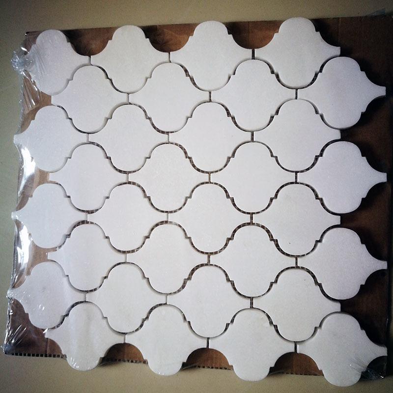 Lantern Mosaics Tile