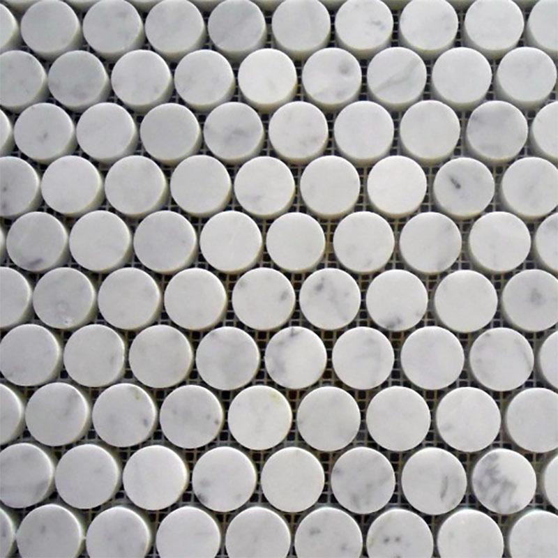 Penny Round Mosaics /Rounded mosaics