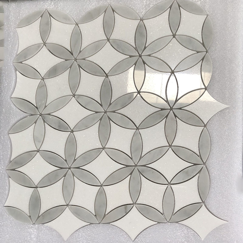 Flower Mosaic /Flower marble mosaic