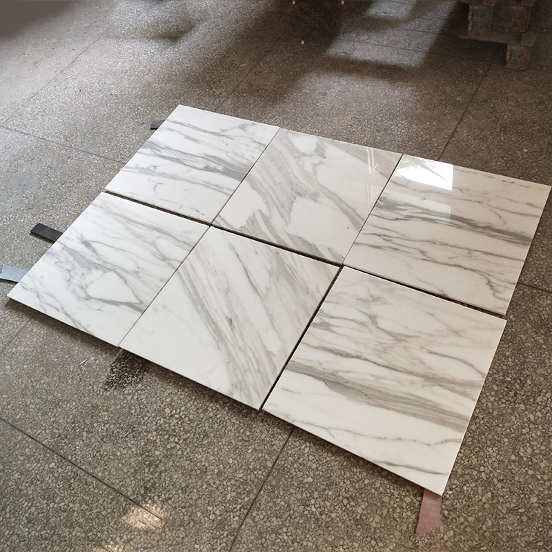 Marble tile ,Calcatta gold