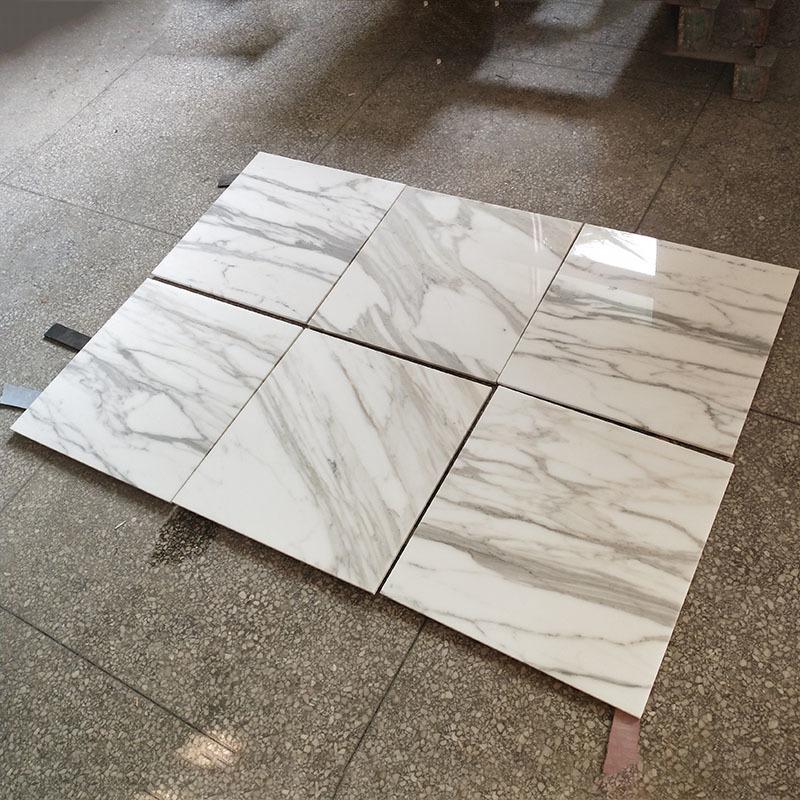 Marble tile ,Calcatta gold