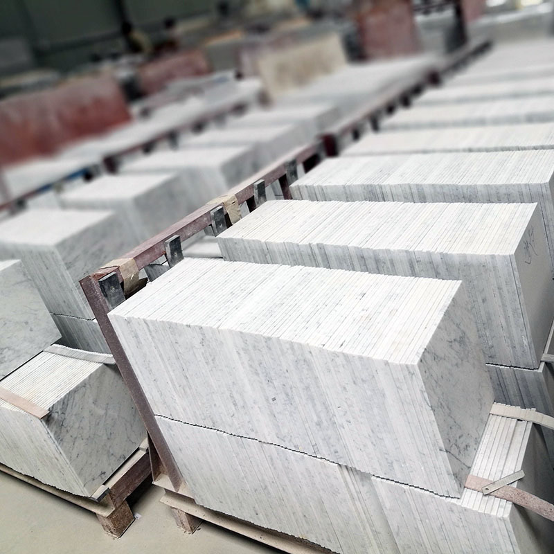 Bianco Carrara from Italy /White Carrara