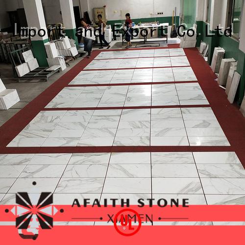 Afaithstone tile countertops factory price for garden