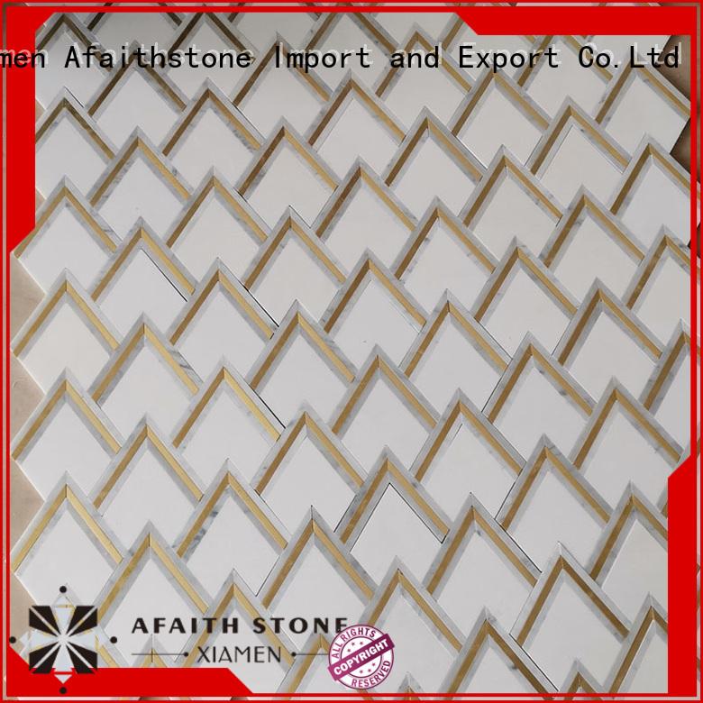 easy to clean thassos white marble supplier for toilet