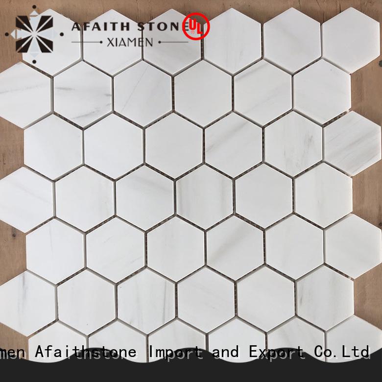 Afaithstone dolomite stone promotion for living room