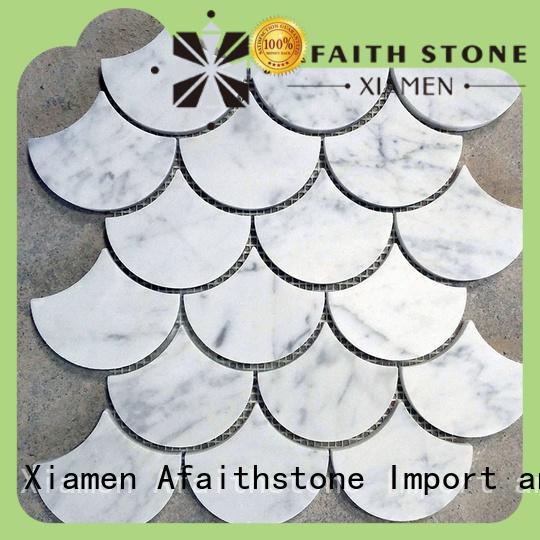 Afaithstone durable grey floor tiles factory for Villa