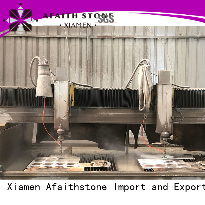 Afaithstone superior thassos white marble at discount for office