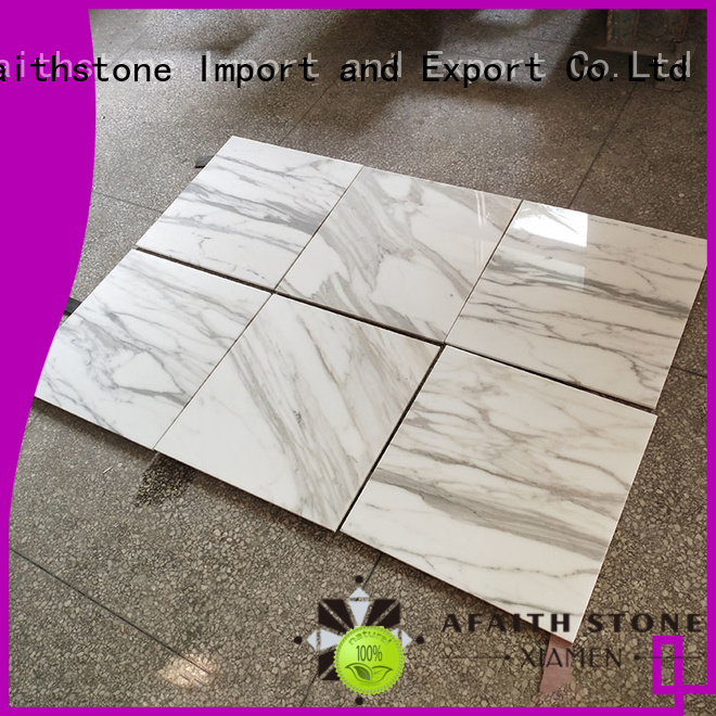 frost resistant calacatta marble wholesale for hotel