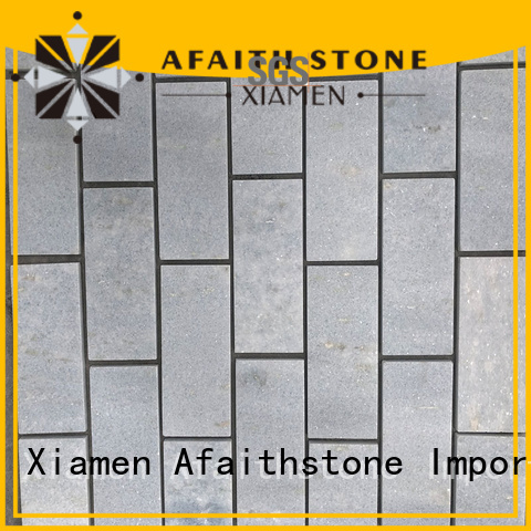 Afaithstone shower floor tile wholesale for kitchen