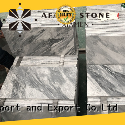 Afaithstone controllable bardiglio marble directly sale for toilet