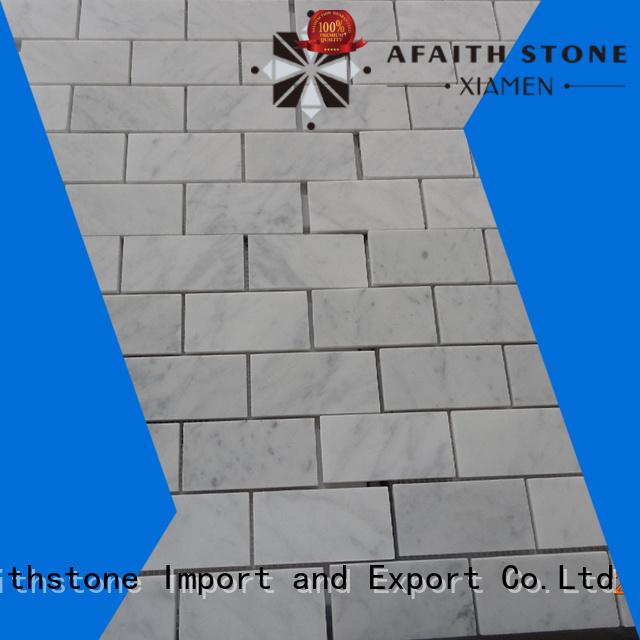 practical mosaic tile backsplash factory for Villa
