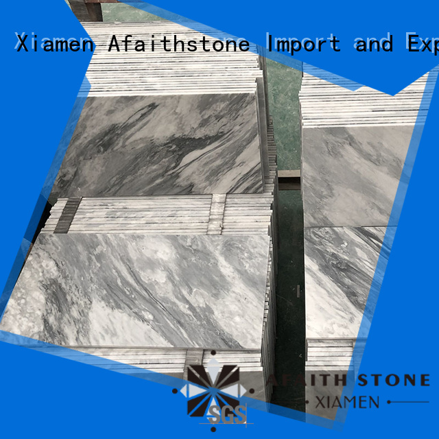 Afaithstone convenient bardiglio marble promotion for toilet