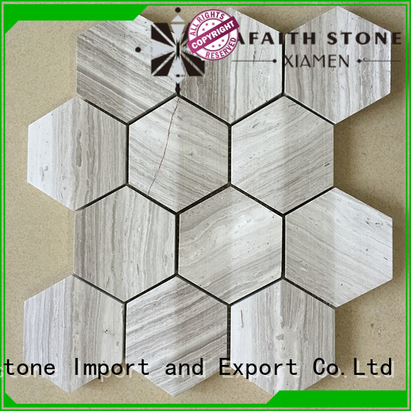 Afaithstone professional white thassos marble at discount for office