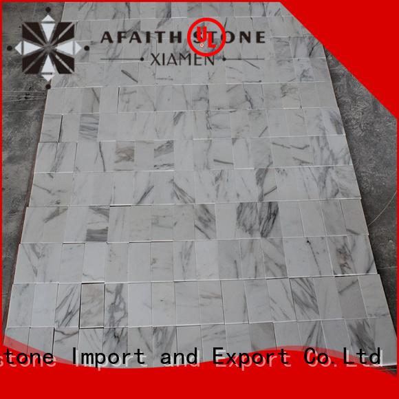 Afaithstone shower floor tile factory price for kitchen