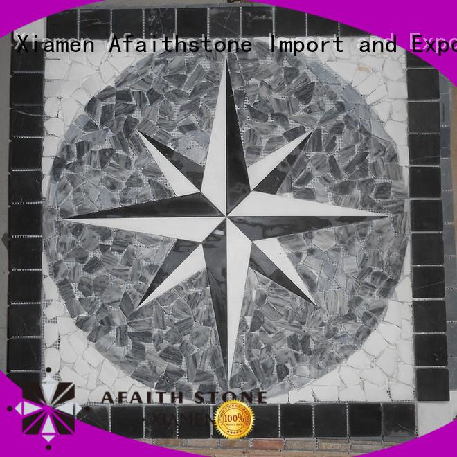 Afaithstone floor medallions best price for living room