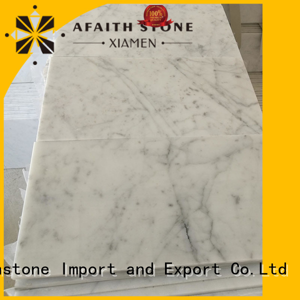 eco-friendly white floor tiles supplier for sitting room