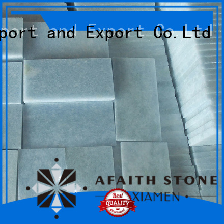 Afaithstone approved blue tile free sample for toilet
