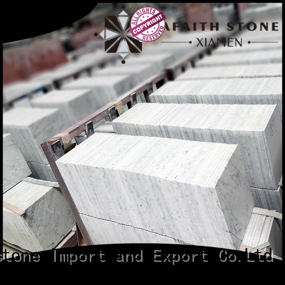 Afaithstone stable marble stone directly sale for office