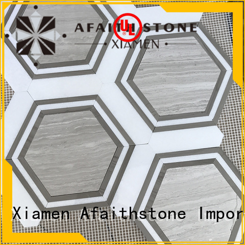 Afaithstone thassos tile directly sale for bedroom