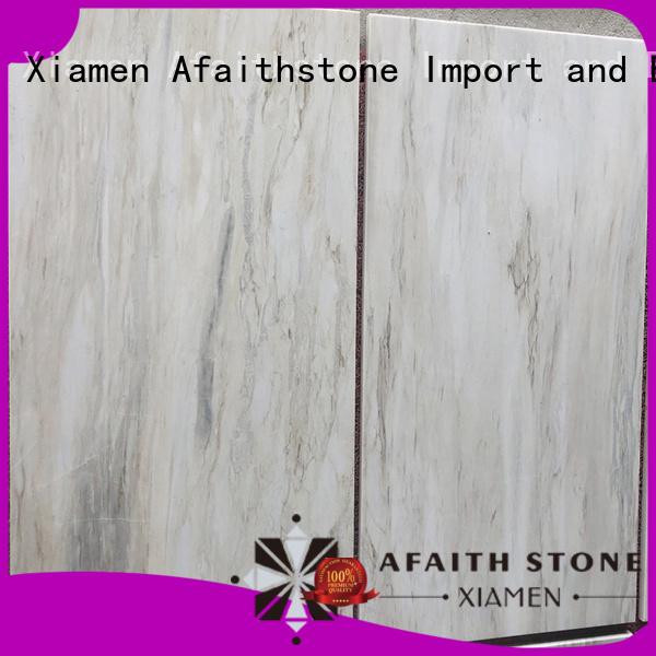 Afaithstone marble flooring promotion for bathroom