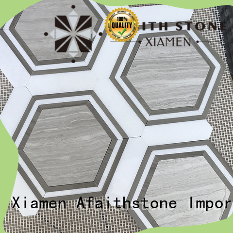 Afaithstone thassos marble promotion for company